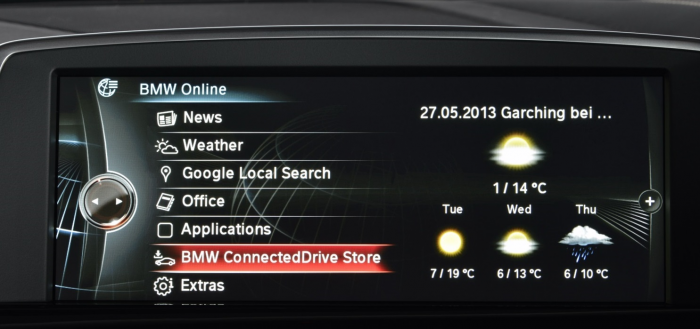 bmw core web portal & connecteddrive - exploitation of car